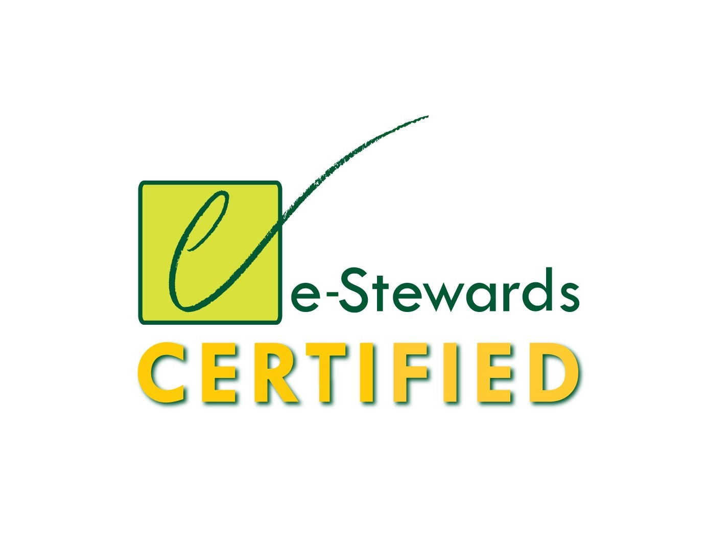Certifications estewardslogocertified the e stewards certification 1betcityfo Gallery