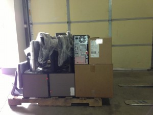 We donated 20 computers to the 2013 Colorado Flood Relief.